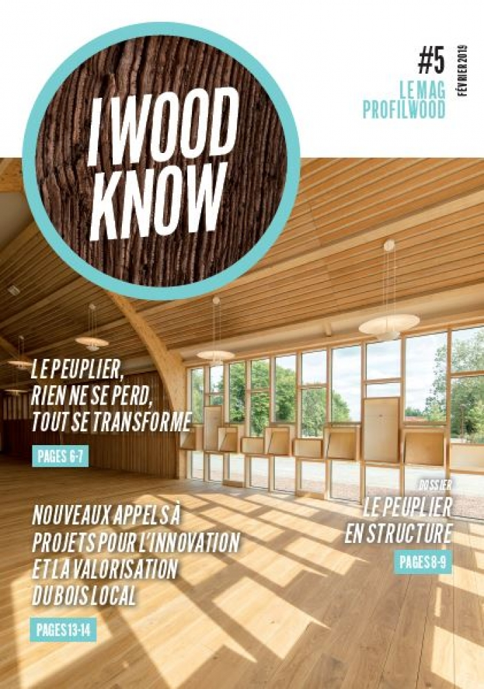 I Wood Know #5 - le mag ProFilWood